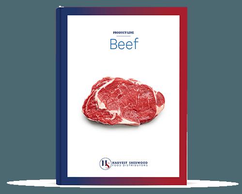 Harvest Sherwood Beef Catalog