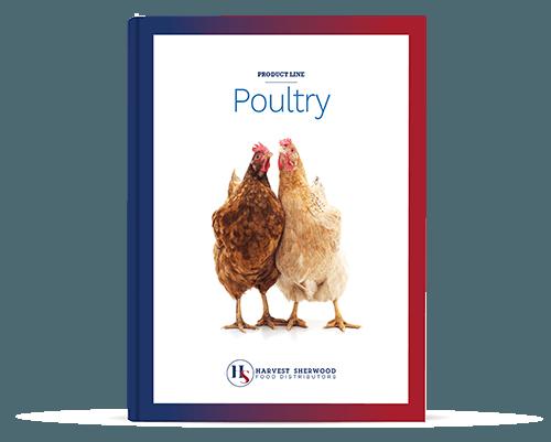 Harvest Sherwood Poultry Catalog