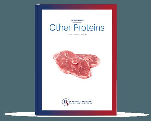 Harvest Sherwood Proteins Catalog