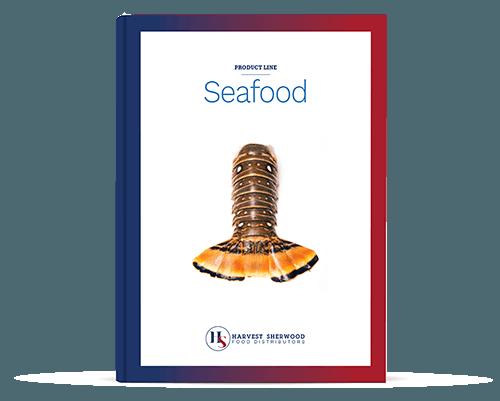 Harvest Sherwood Seafood Catalog