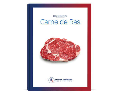 Beef Catalog Spanish