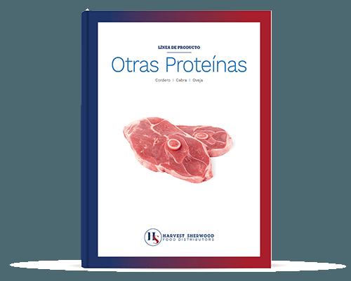 Proteins Catalog Spanish